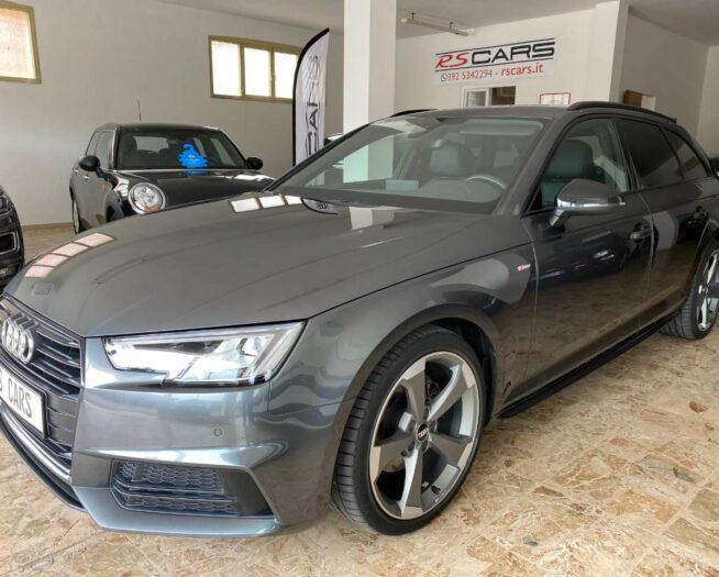 Audi-A4-Avant-2.0-TDI-Stro-S-line-Black-Navi-Led-Telec-19